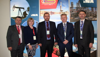 CROSCO participated at 8th international Oil and Gas Conference and Exhibition