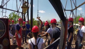 Crosco dobio zahvalnicu Rudarsko-geološko-naftnog fakulteta