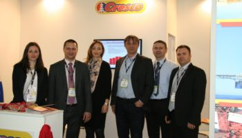 Crosco participated for the 10th time at OMC Conference and Exhibition