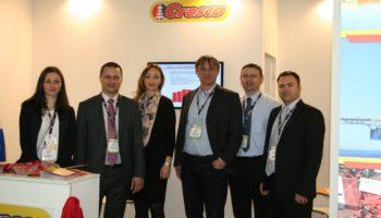 Crosco nastupio 10 put na izložbi i konferenciji OMC u Ravenni