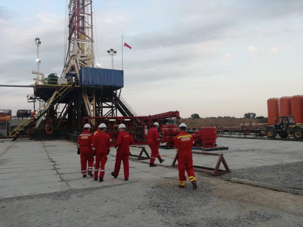 CROSCO started drilling operations in Ukraine – Crosco