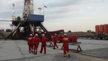 CROSCO started drilling operations in Ukraine